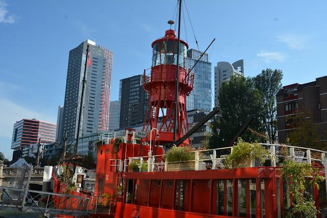 Rotterdam lightboat