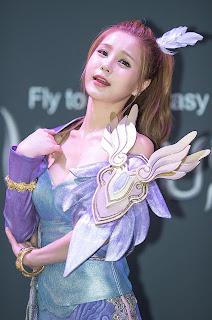 Hình nền girl xinh Hàn Quốc