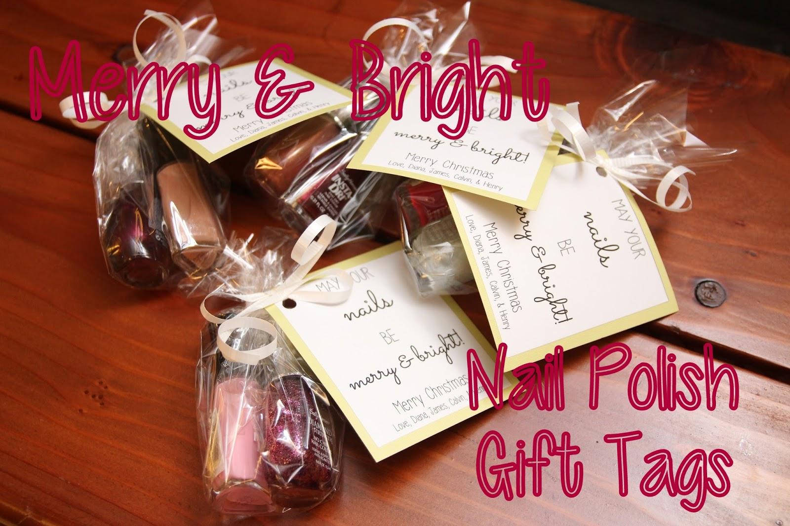Nail Polish Gift Ideas 2017