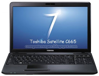 Toshiba Satellite C665 Drivers