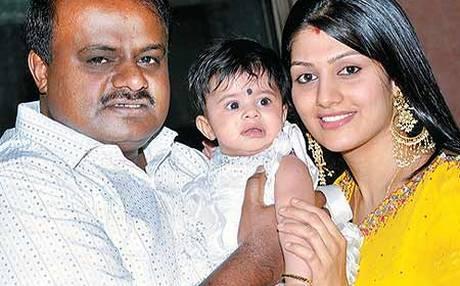 Radhika kumaraswamy's family