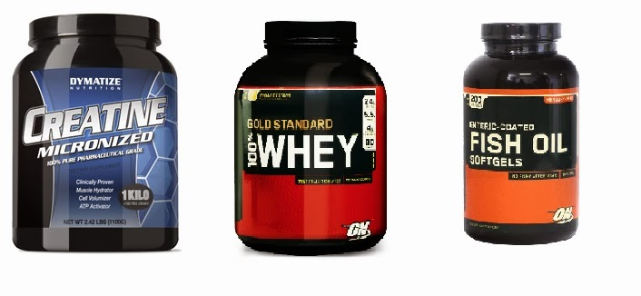 Best supplements for building lean muscle mass