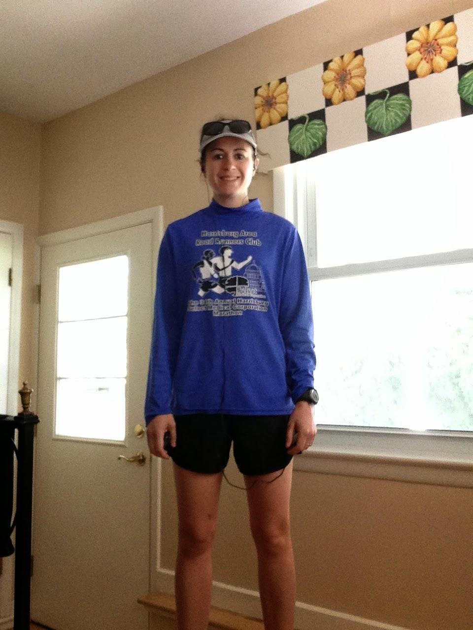 Meg Go Run Weekend Wrap Up