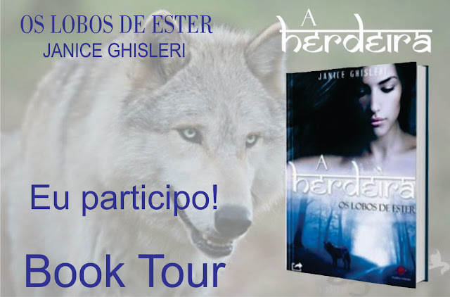 Book Tour: A Herdeira