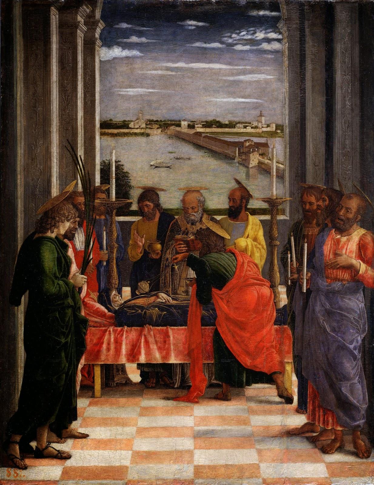 Lo spettacolo dell 39 emozione i gonzaga for La corte dei gonzaga mantegna