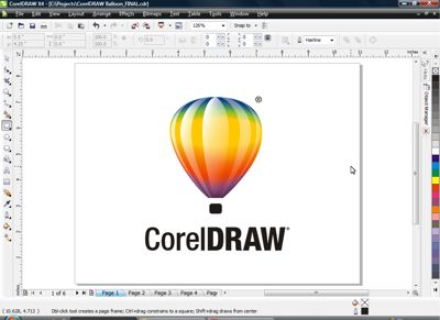 Curso de corel draw online design criatividade for 3d drawing online no download