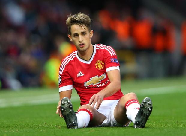 Januzaj had started the season in good form at Old Trafford (Picture:Getty Images)