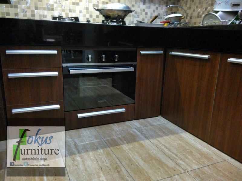 Kitchen Set Pondok Cibubur Furniture Kitchen Set Minimalis Lemari