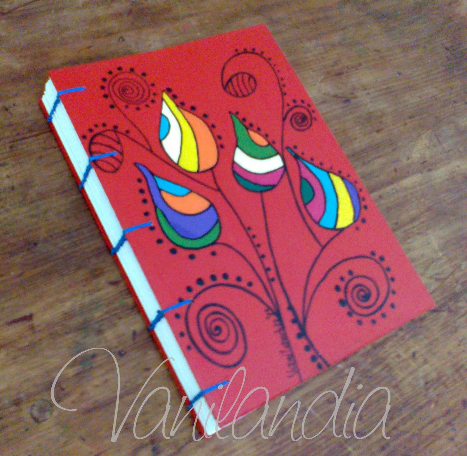Vanilandia cuadernos - Papel para dibujar ...