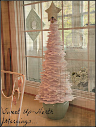 """Shabby"" Printer Paper Tree..."