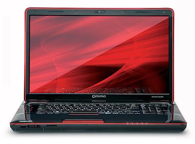 Daftar Harga Laptop Toshiba Bulan Januari 2013