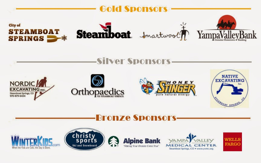 Thank You to SSWSC's Sponsors