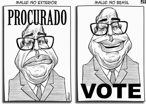 """Uma piada pronta do Paulo Maluf e a  """"Propinabras"""", a verdadeira maior empresa brasileira"""