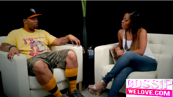 """Love & Hip Hop"" K. Michelle SPEAKS ON Dating Olympian ... K Michelle And Ryan Lochte"