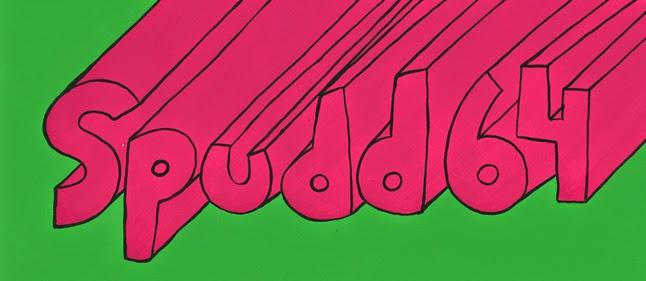 Spudd 64 / Matt Kish