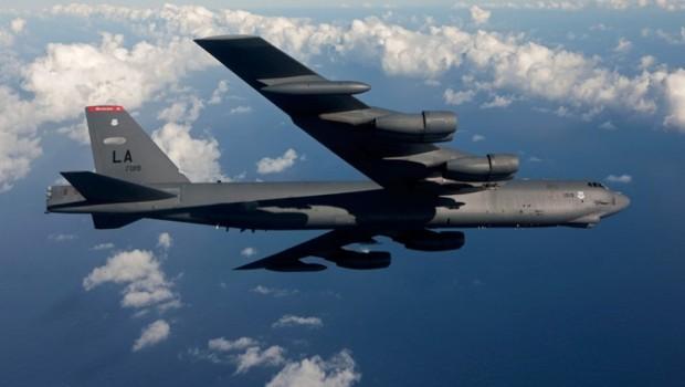Bomber Amerika Lintasi Wilayah Sengketa Cina