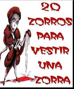 LOS ZORROS ABRIGAN A LAS ZORRAS