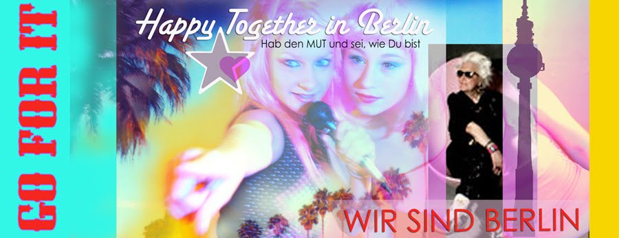 DIARY HappyTogether in Berlin
