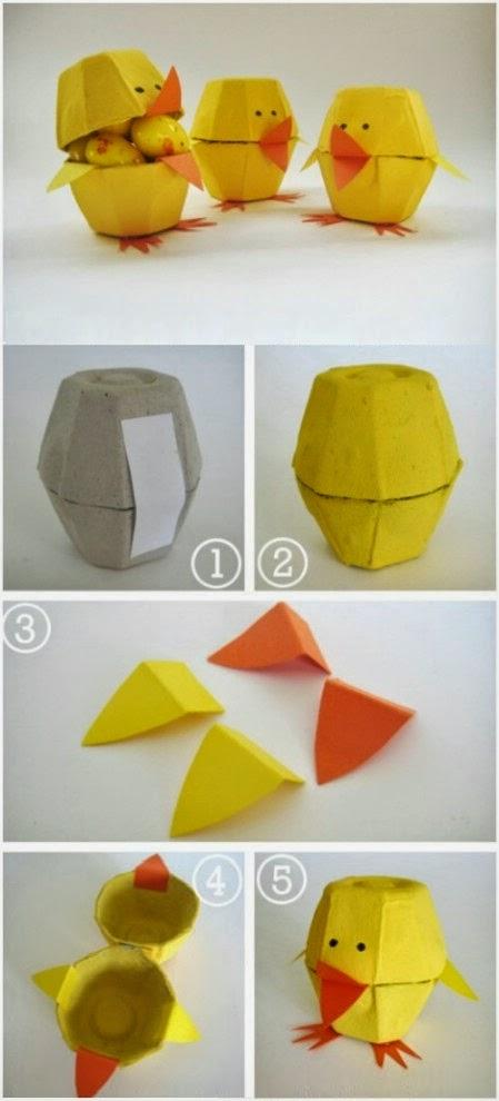 DIY, Caramelero para Pascua
