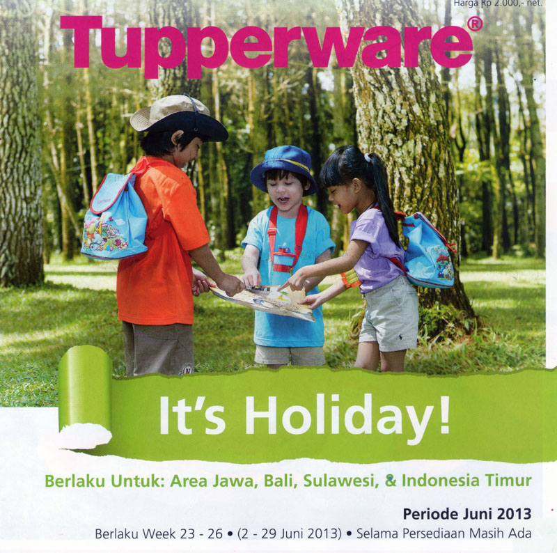 Katalog Tupperware Indonesia Promo Juni 2013