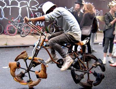Gambar Sepeda Unik Dunia