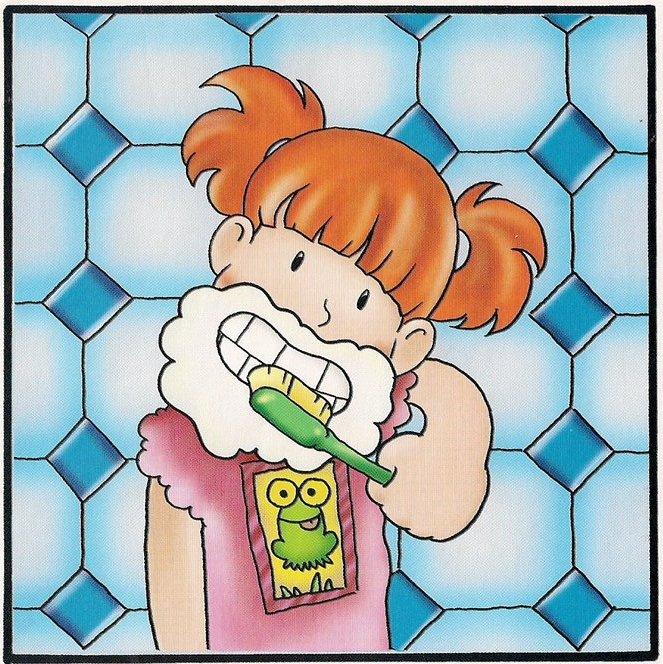Baño Diario En Ninos Importancia: los dientes siempre después de comer no es necesario el uso de una