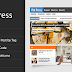 Free Download Flat Press Themeforest Blogger Template