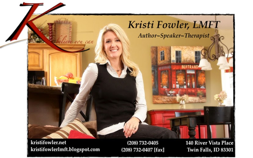 Kristi Fowler, LMFT