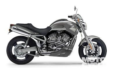 Harley Davidson V-Rod 750 Made in India?