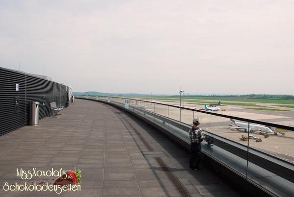 Besucherterrasse Flughafen Wien/Schwechat
