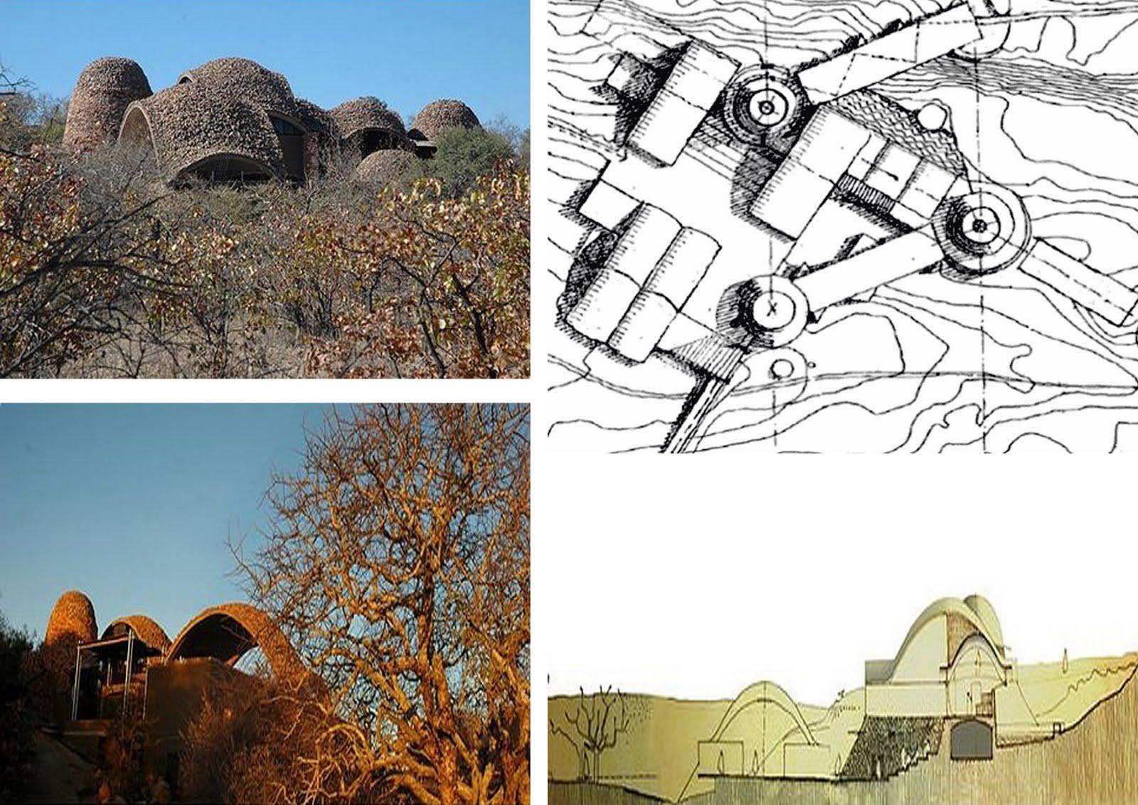 Mapungubwe interpretation center www.peterricharchitects.co.za