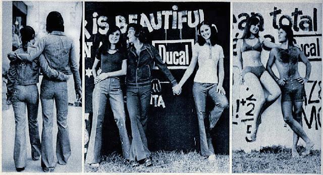 moda decada de 70. moda anos 70. década de 70.