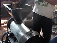 mesin pencetak pelet pakan ayam, itik, ikan