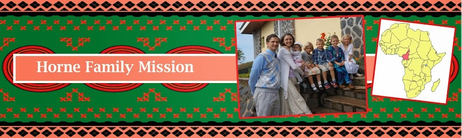 Horne Family Mission
