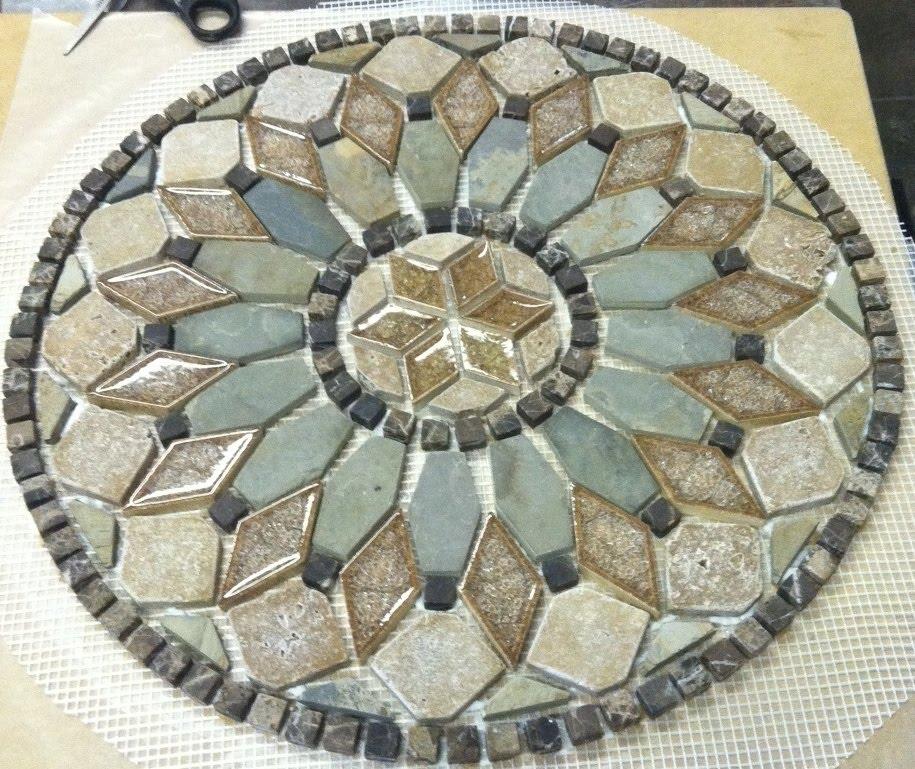 H Winters Custom Medallions HWinter Showroom Blog - Medallion flooring distributor