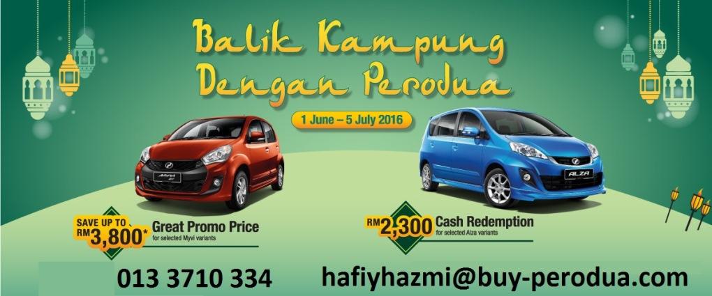 Buy Perodua