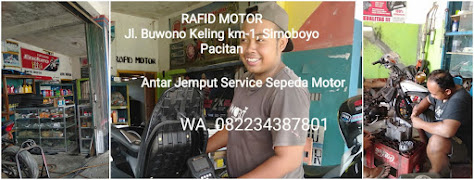 RAFID MOTOR PACITAN