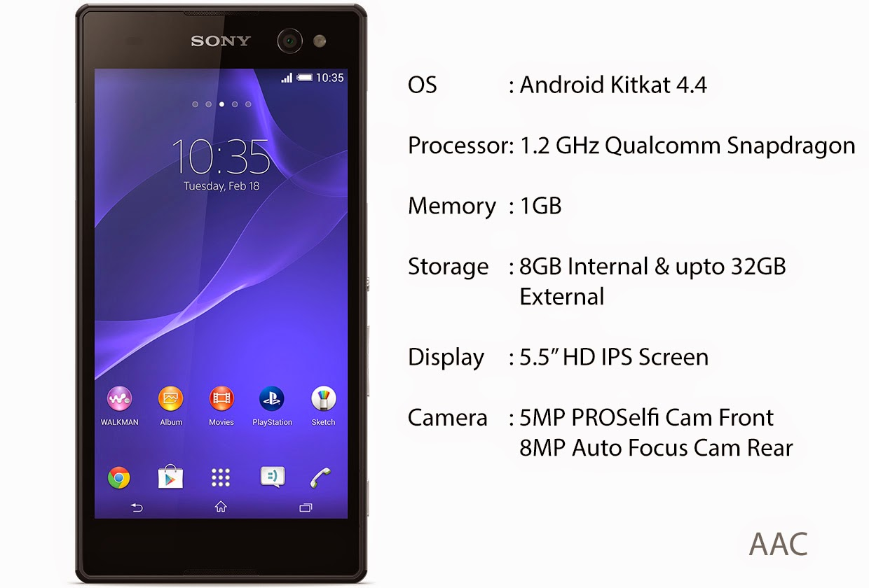 Would you like to have a selfie phone sony xperia c3 sonys sony xperia c3 specifications reheart Gallery