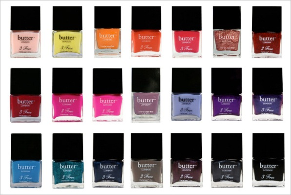 Butter London nail polish is not from London! It's actually from Seattle. It's actually from Seattle. That done, lets talk about the actual nail polish itself which is now available at .
