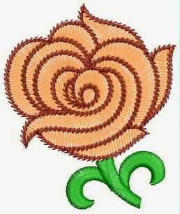 Fabulous Floral appliekwerk