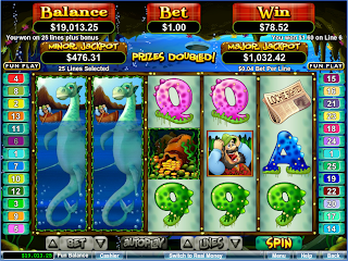 Loch Ness Free Spins