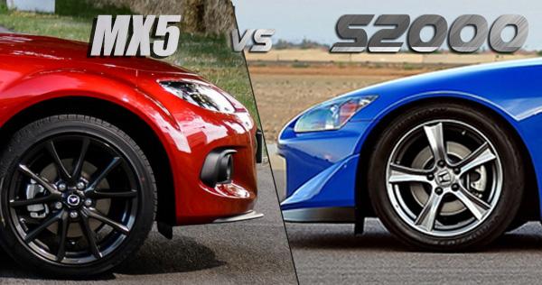 Honda vs Mazda - TEAM IMPORTS