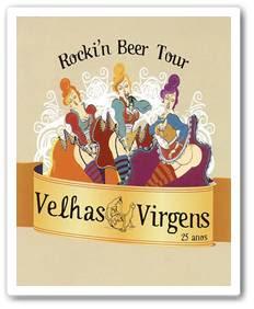 Download Velhas Virgens 25 Anos Rocki'n Beer Tour (Áudio do DVD) 2012