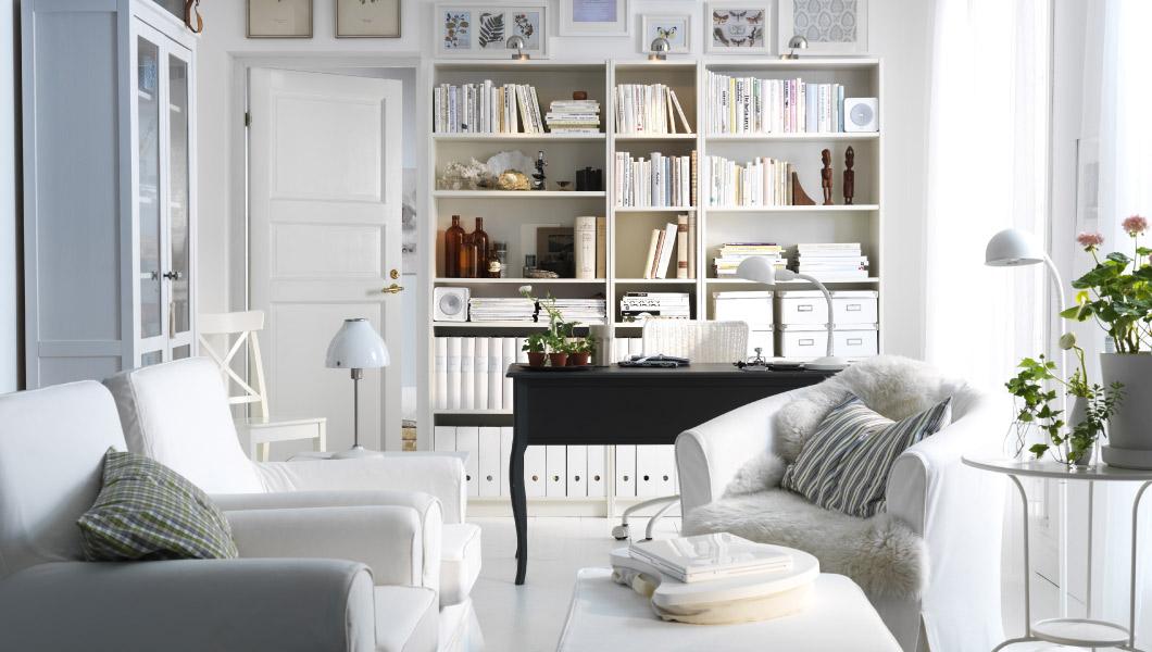 Decorar Salon Ikea ~ Decoraci?n F?cil SALONES DE IKEA