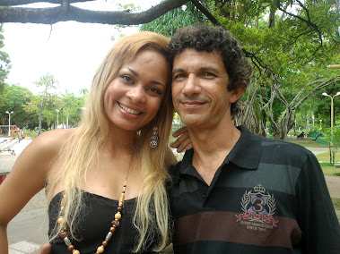 Paula Goldir e Assis Cavalcanti