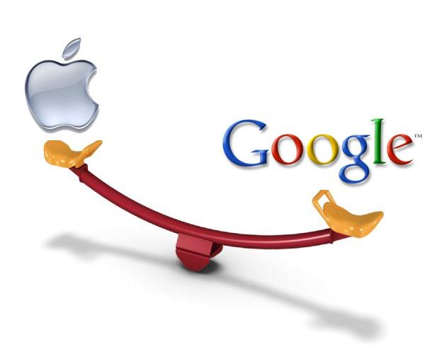 Apple y Google llegan a un acuerdo en la guerra de patentes