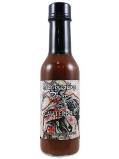 Cauterizer Trinidad Scorpion Hot Sauce