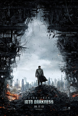 Star Trek Into Darkness 2013 film movie poster
