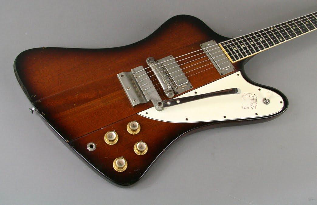 vintage guitarz 1964 vintage gibson firebird iii. Black Bedroom Furniture Sets. Home Design Ideas