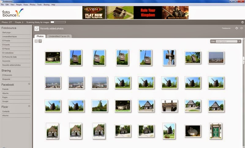 برنامج fotobounce 2014 للمشاركة بالصور على مواقع التواصل الاجتماعى اخر اصدار
